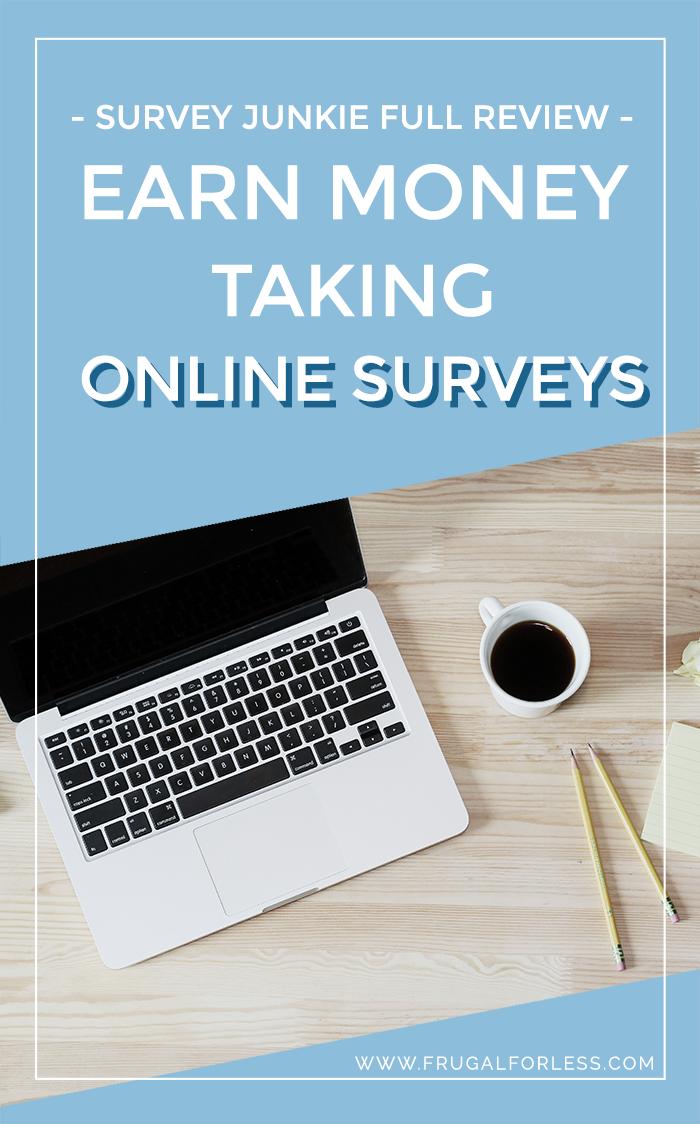 Survey Junkie Full Review  Earn Money Taking Online Surveys