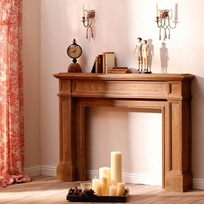 kaminkonsole aubervilliers aus mangoholz kaminkonsolen pinterest holz kaminkonsole und. Black Bedroom Furniture Sets. Home Design Ideas