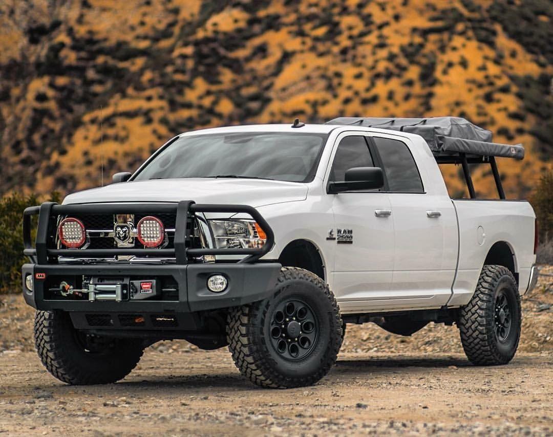 4th Gen Cummins With Arb Accessories American Expedition Vehicles Dodge Trucks Ram Diesel Trucks