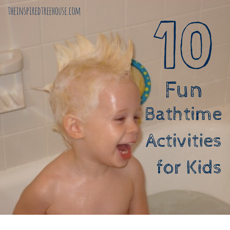 10 Fun Bath Time Activities for Kids | Pinterest | Sensory play ...