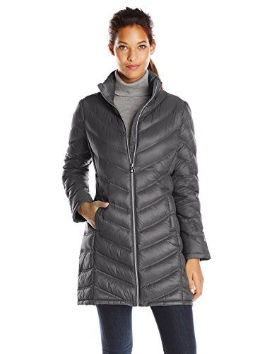 021defff4448 Calvin Klein Womens Chevron Packable Down Coat List Price   276.00 Buy Now    110.00 -  179.00