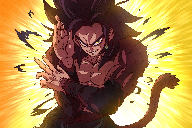 Awesome Xenoverse 2 Ssj4 in 2020 Dragon ball super manga