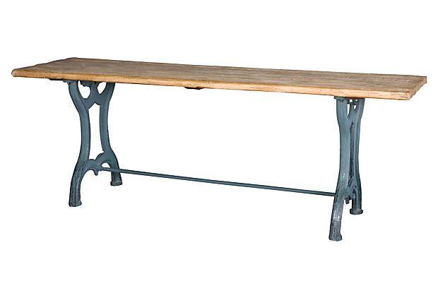 Shawseen River Table On Onekingslane Com By Sarreid