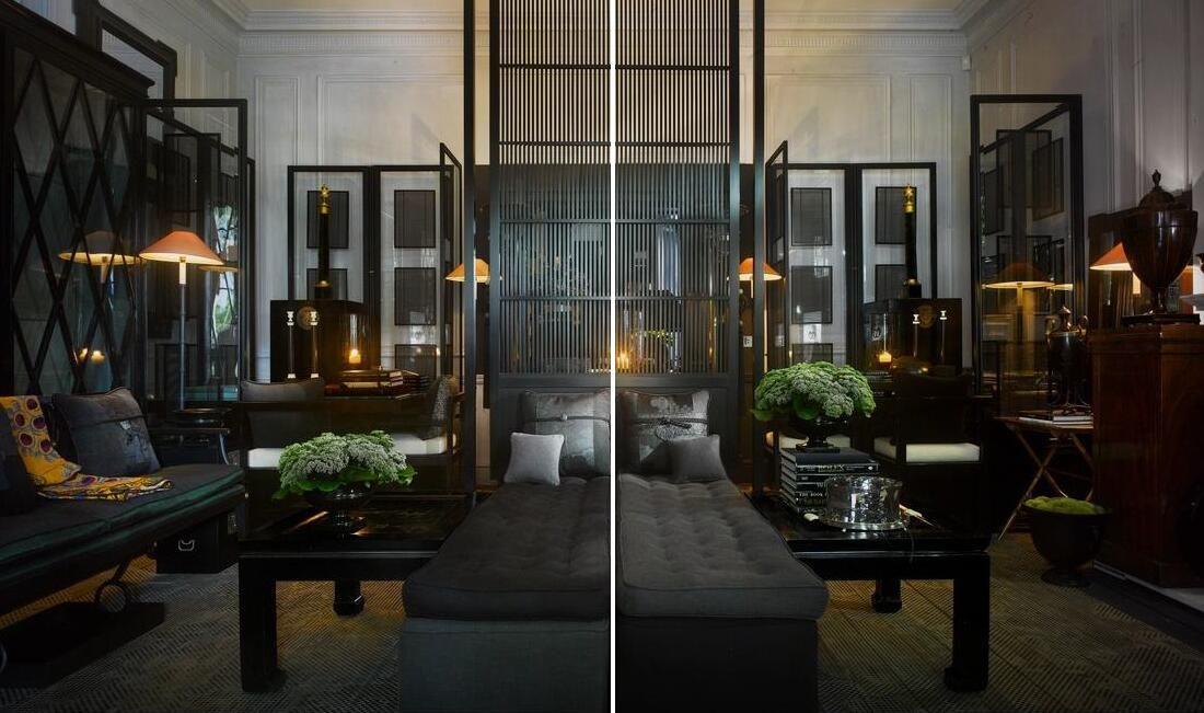 Chinese tea roomchinese styleasian stylechinese designhouse interior designasian interior designbrick interiordesign bedroominterior design inspiration