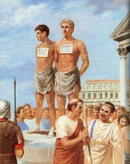 Resultado de imagen de mercado de esclavos en la Antigua Grecia