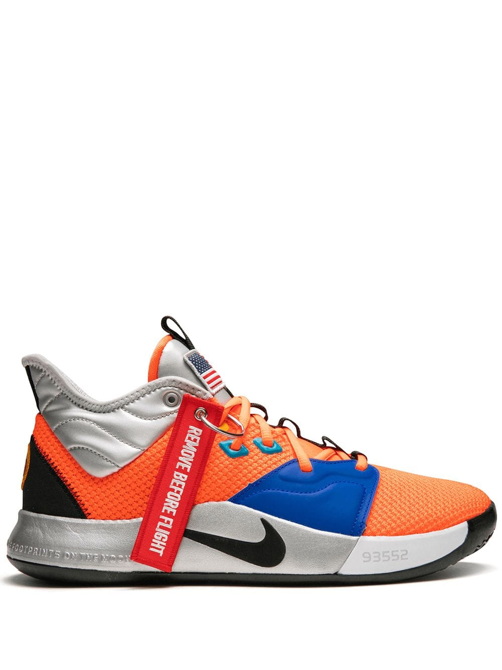2c924d43e80d0 Nike PG 3 Special Box sneakers - Orange in 2019 | Products | Nike ...