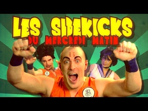 LES SIDEKICKS DU MERCREDI MATIN - YouTube