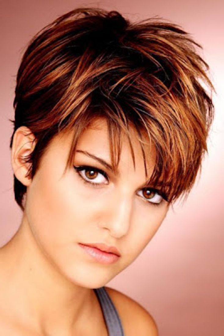 21 Best Short Haircuts For Fine Hair Hairstyles Pinterest Fine