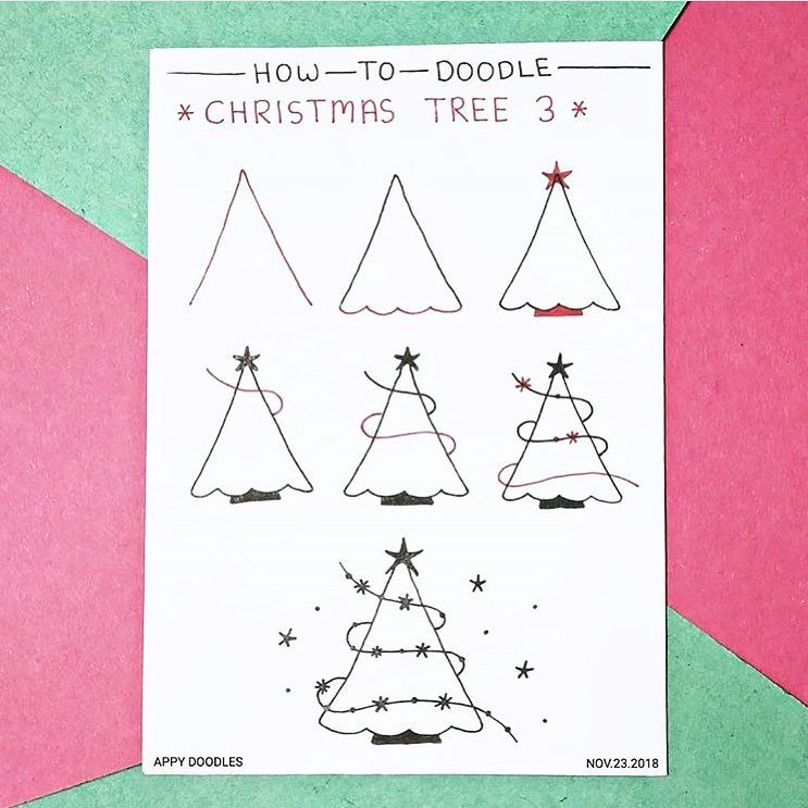 Hey Guys Check Out This Really Cute Doodle Tutorial By Appy