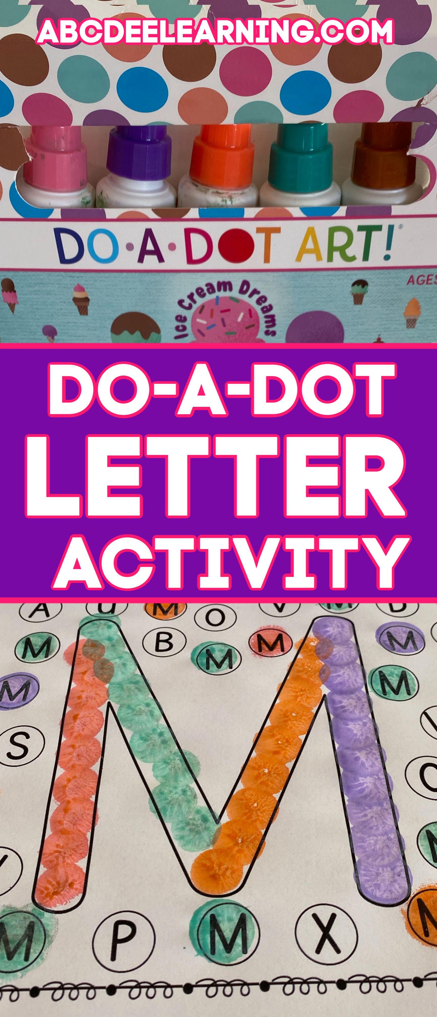 21 Perfect Alphabet Activities For Preschoolers In