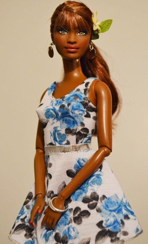 Shani- SIS Baby Phat Kara Repaint OOAK by Doll Anatomy ...