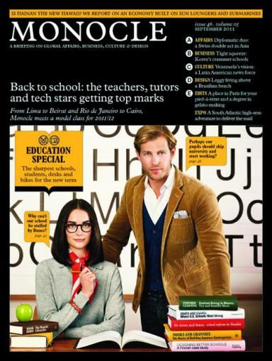 Monocle magazine | Monocle magazine, Magazine, Magazine ...