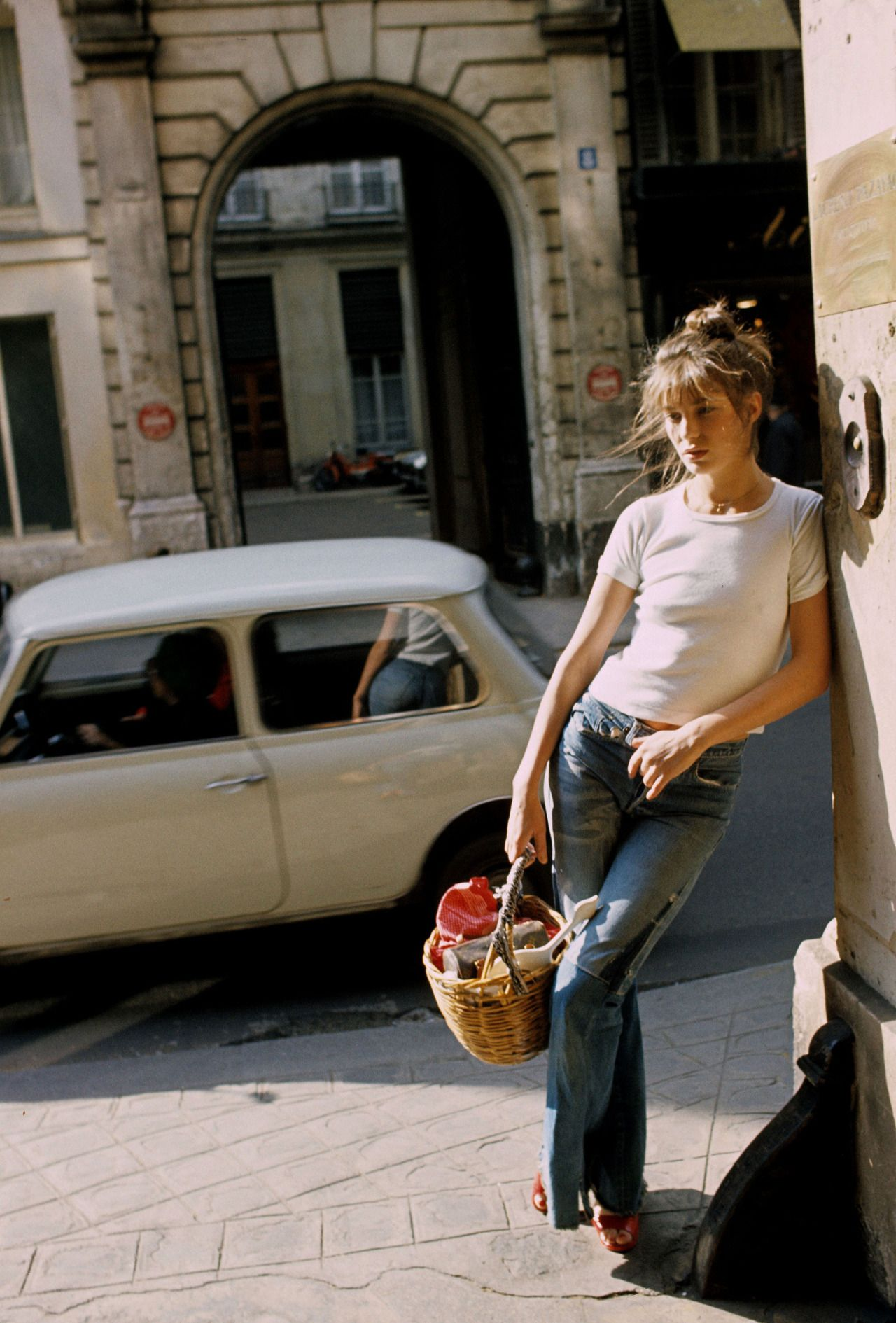 contemporaindufutur:  Jane Birkin
