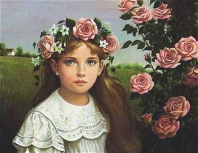 Image result for rose de l'enfance