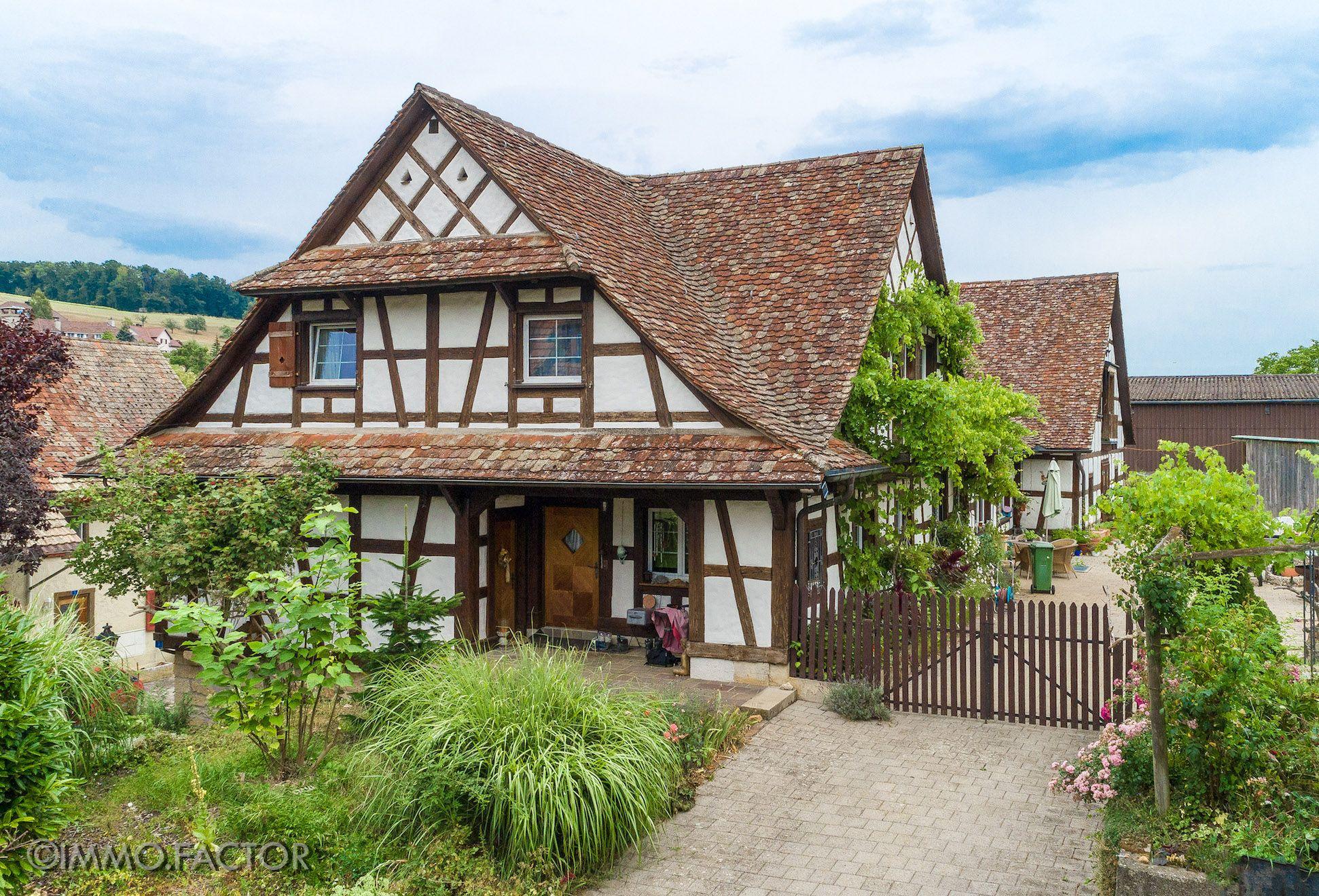 Bauernhaus in Altdorf/Thayngen Kanton Schaffhausen