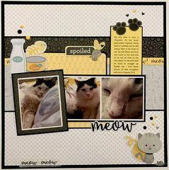 Doodlebug Design Kitten Smitten Morning Mews Paper   #Design #Doodlebug #Kitten #Mews #Morning #Paper #Smitten