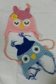Resultado de imagem para touca infantil de croche