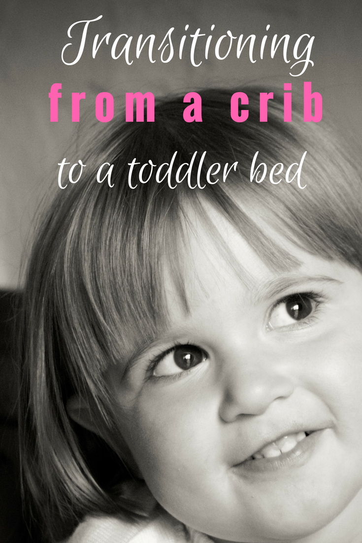 Transitioning From A Crib To Toddler Bed