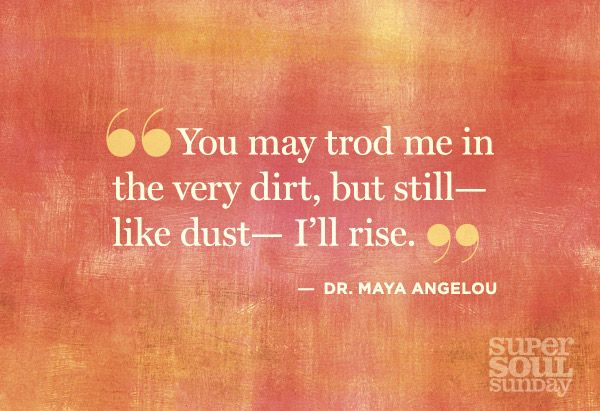 U0026quot You May Trod Me In The Very Dirt  But Still - Like Dust - I U0026 39 Ll Rise  U0026quot