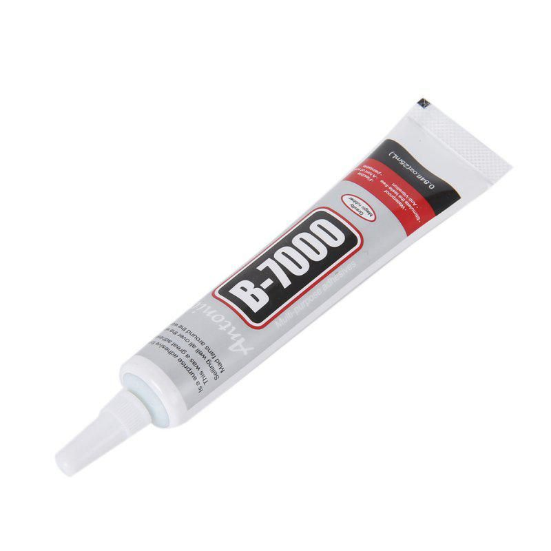 Simple Rhinestone Glue B7000 25ML Epoxy Resin Super Glue Sealant For Jewelry Rhinestone Glass Mobile B Top Search - Minimalist adhesive sealant