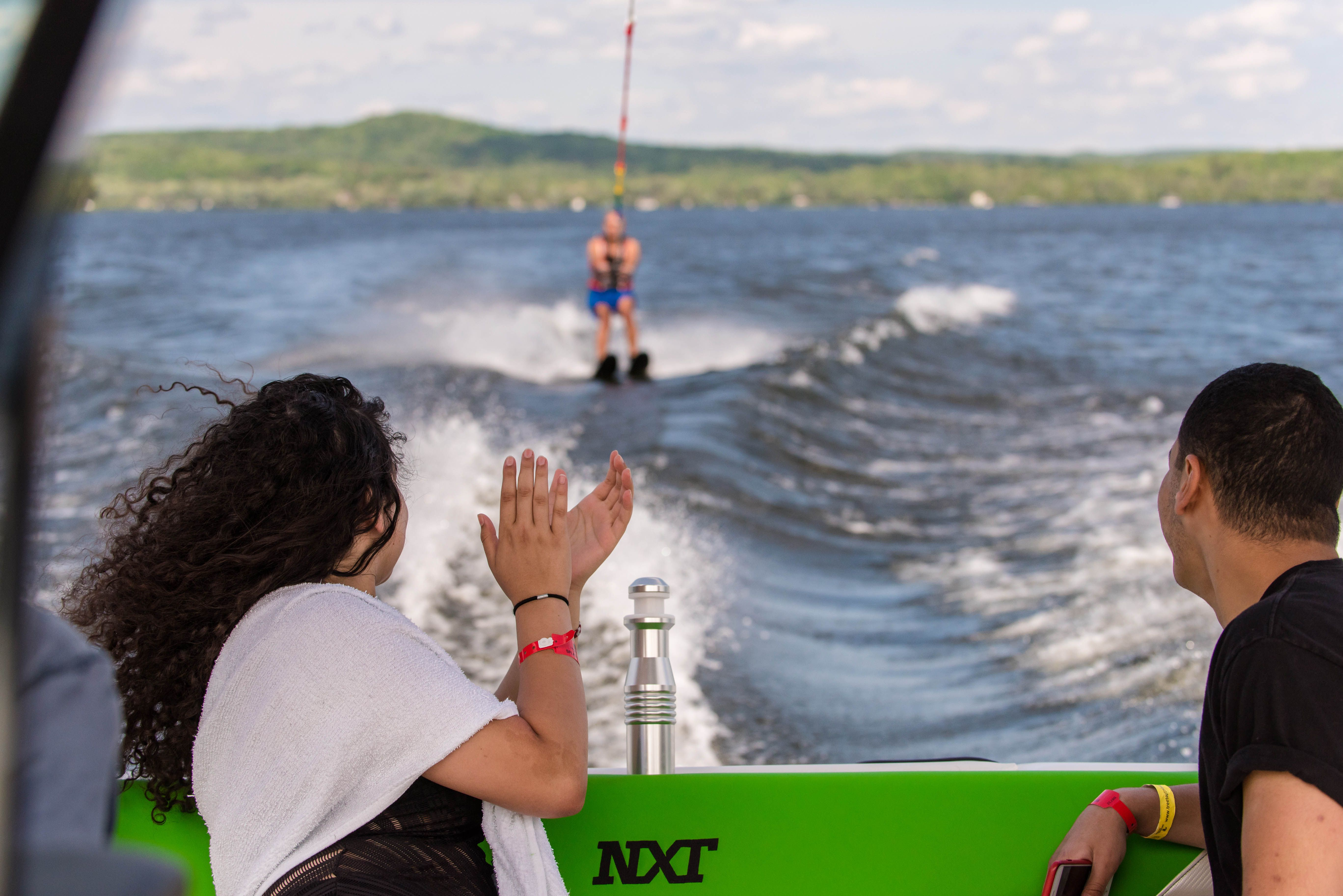On the Lake at Deerhurst Resort in Muskoka! Resort