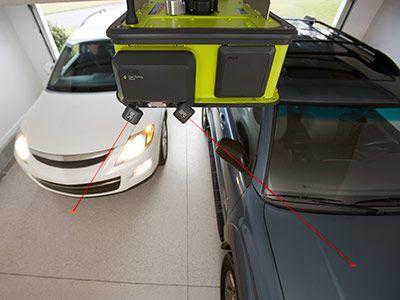 Meet The 2 Hp Ultra Quiet Ryobi Garage Door Opener Smart Garage