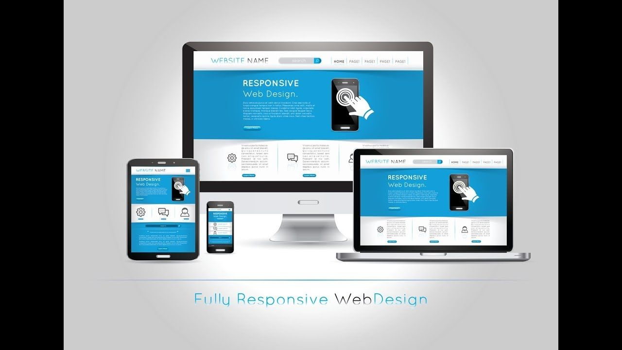 Responsive website design services9yrs exp300 projects