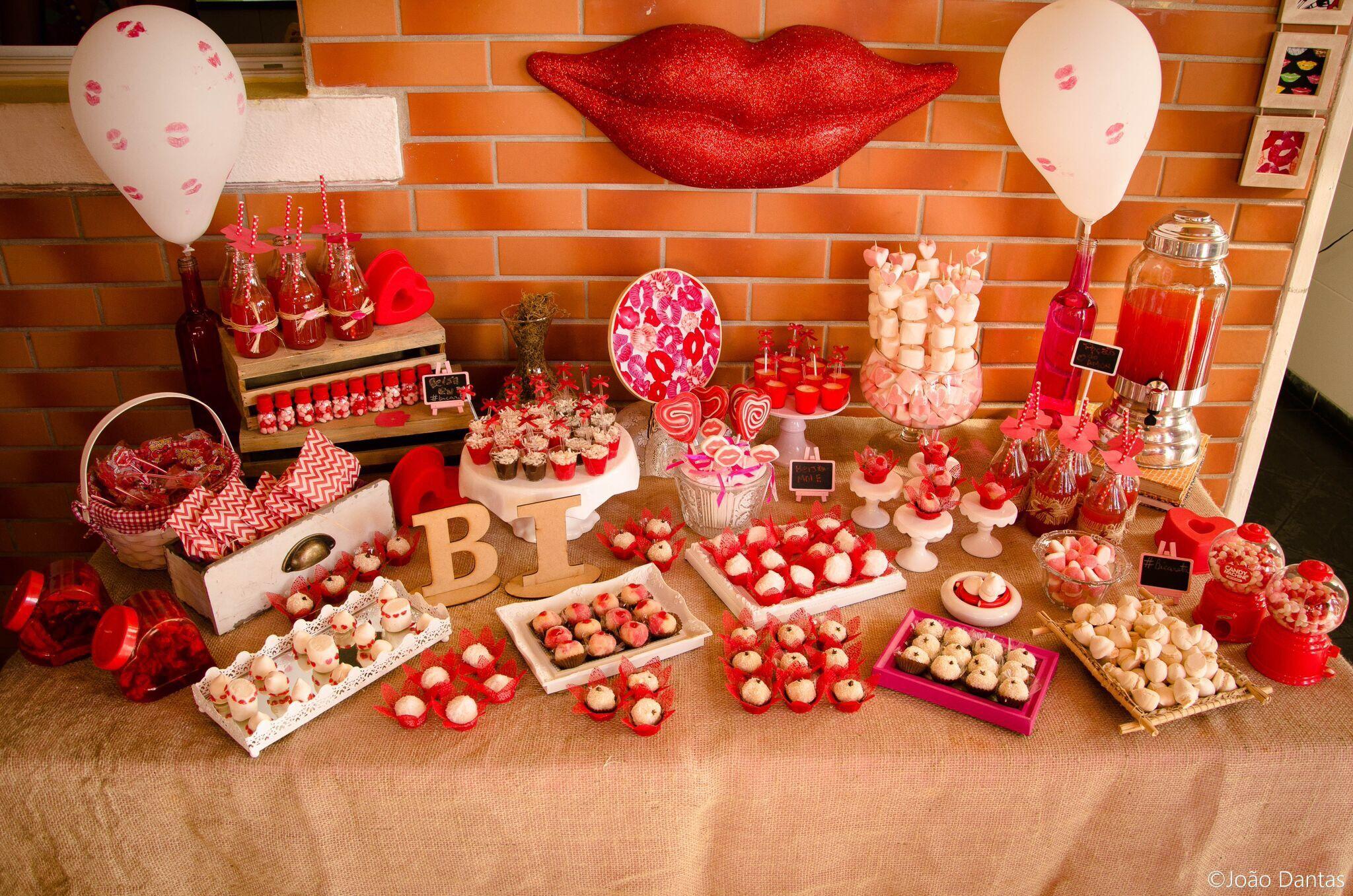 Festa Beijo | Tudo Que Me Inspira