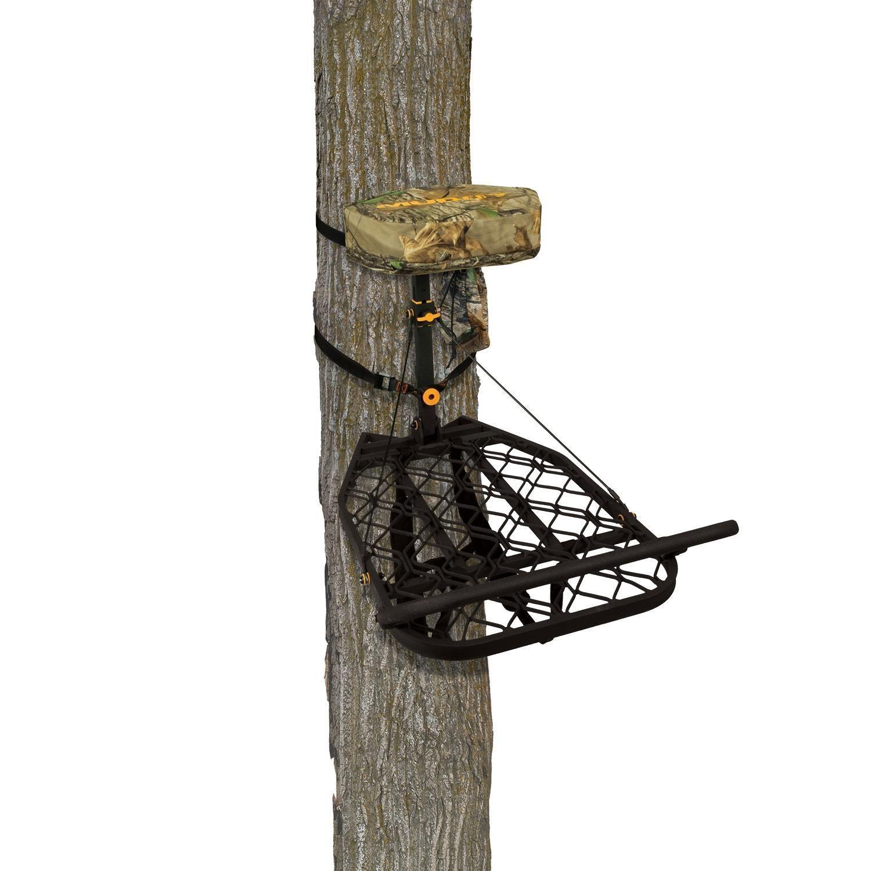 Muddy Vantage Point Fixed Position Treestand #leeprecision ...