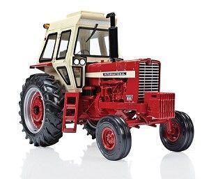Case IH 856 Precision Elite Tractor