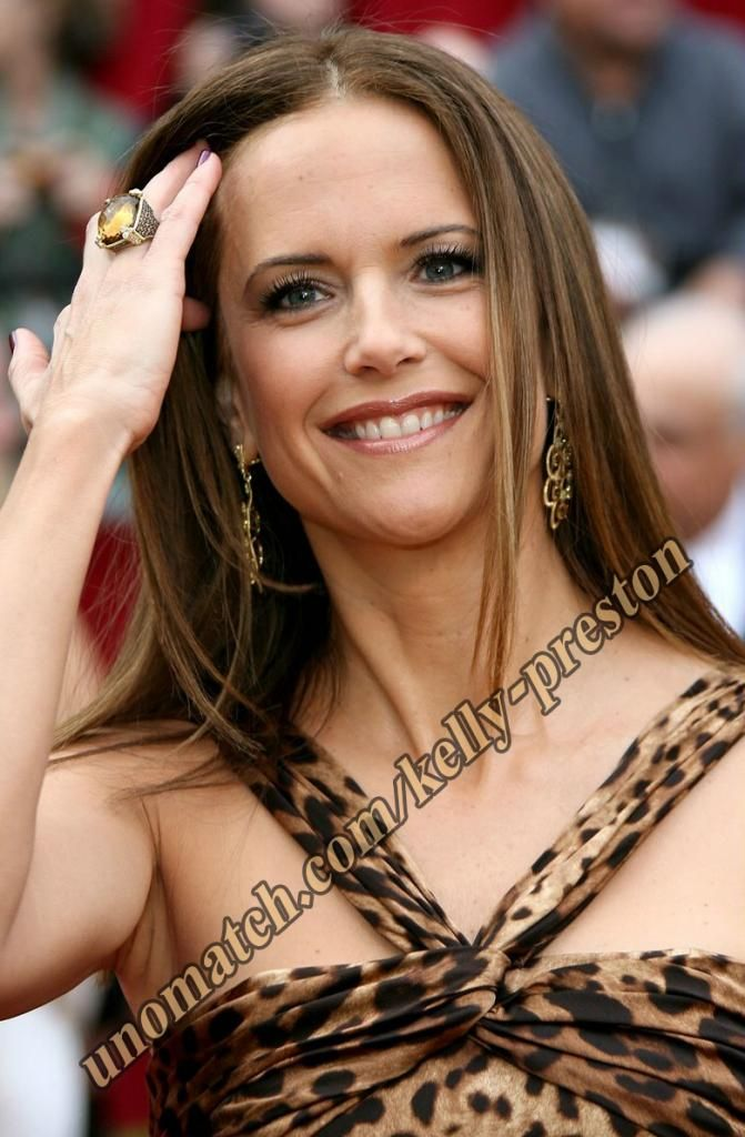 Kelly Preston Already Famous As A Model She Gained Even