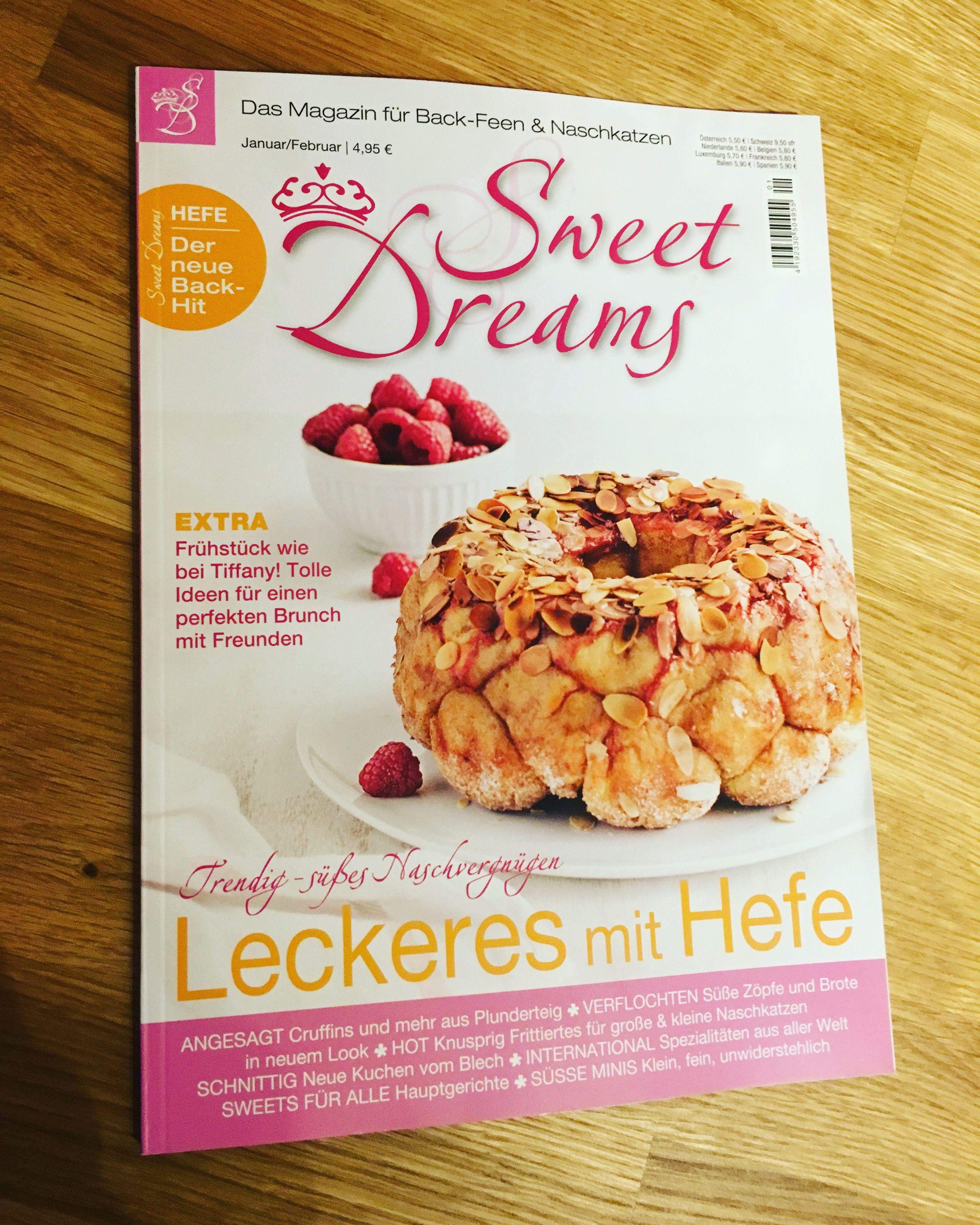 Zeitschrift Rezepte die tollste backzeitschrift die ich je gesehen habe