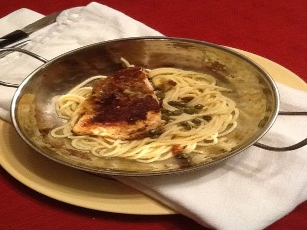 Check out chicken scallopini its so easy to make chicken chicken scallopini forumfinder Images