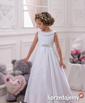 cdd84b244e modne sukienki komunijne - Szukaj w Google