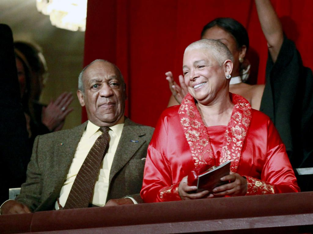 Cosby's wife to continue deposition in defamation lawsuit