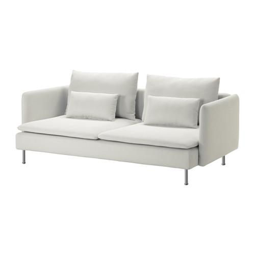 Sofa BedSleeper Sofa S DERHAMN Sofa Finnsta white