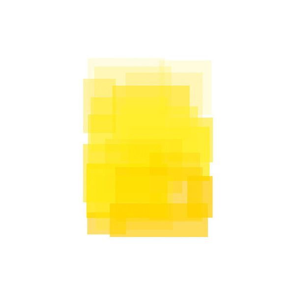 Yellow Ombre Giclee Print Wall Art (3.010 RUB) ❤ liked on Polyvore ...