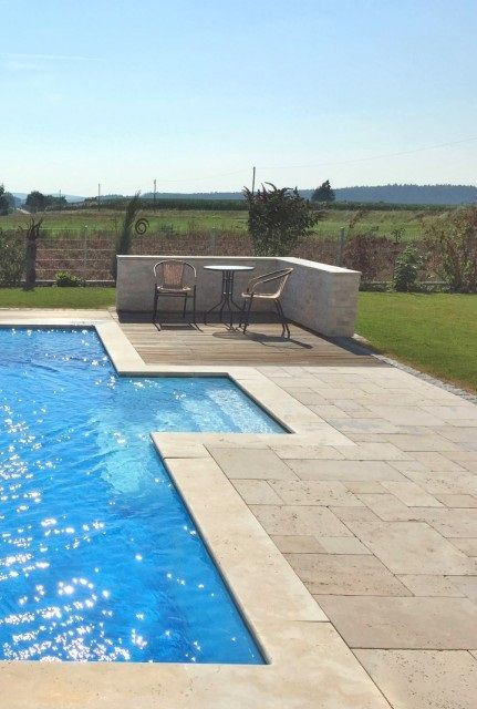 Abdeckplatten Fur Pool Und Terrassenplatten Aus Travertin Medium