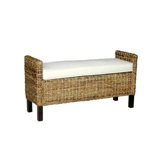 Shop for Guelph Casual Tan Textured Bench. Get free shipping at ...