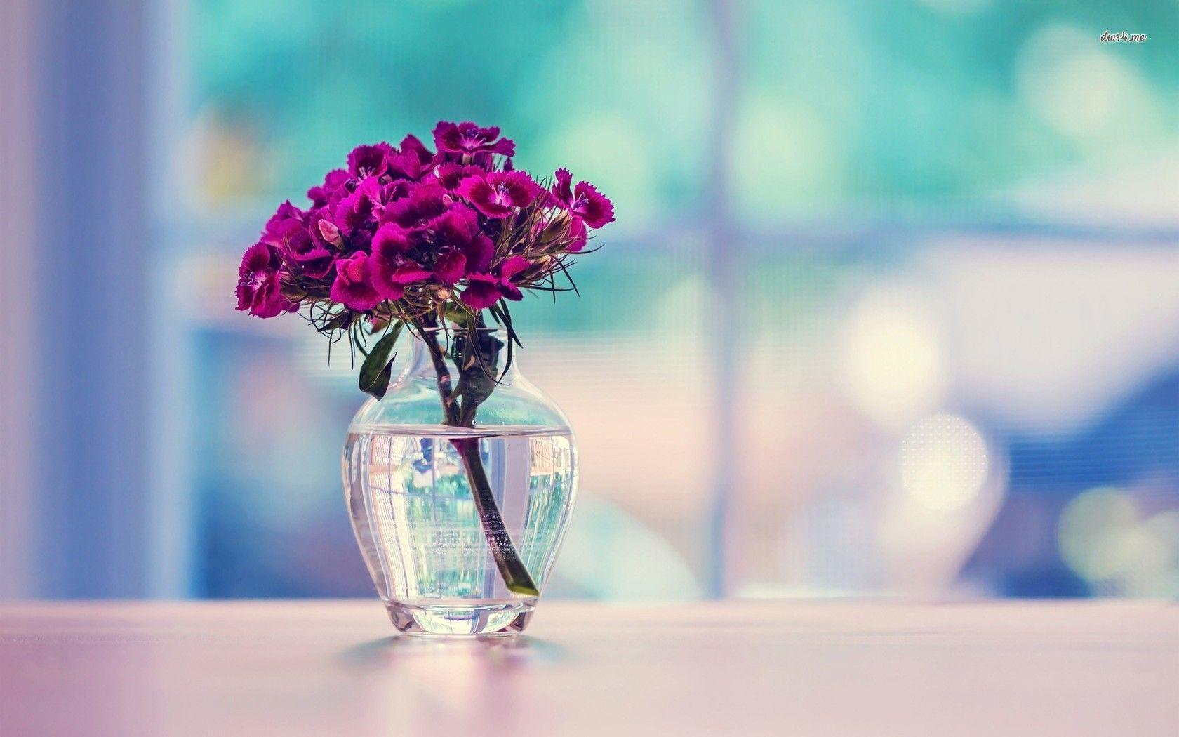 Dianthus Bouquet In A Vase Hd Wallpaper Unique Flower Vases Beautiful Bouquet Of Flowers Spring Flower Bouquet Fantastic flower vase wallpaper images