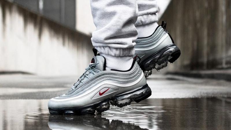 ffec52e262 Nike Air VaporMax 97 Silver Bullet | AJ7291-002 in 2019 | Sneakers ...