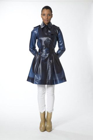 Page Not Found Trench Coat Clothes Waterproof Trench Coat