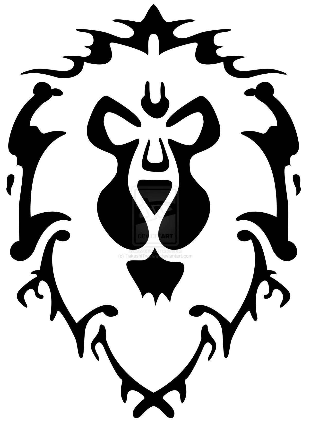 Warcraft Alliance Logo Vector Wow Alliance | *KK* Logos in 2019