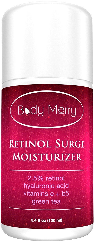 #Retinol Surge Moisturizer | Retinol cream Natural ...