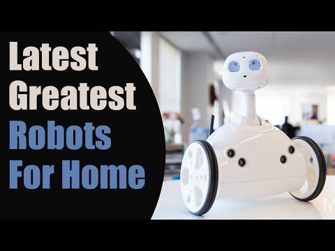 Best of CES 2016: Rokid Amazing Robot AI Home Assistant As A New Family Member - YouTube