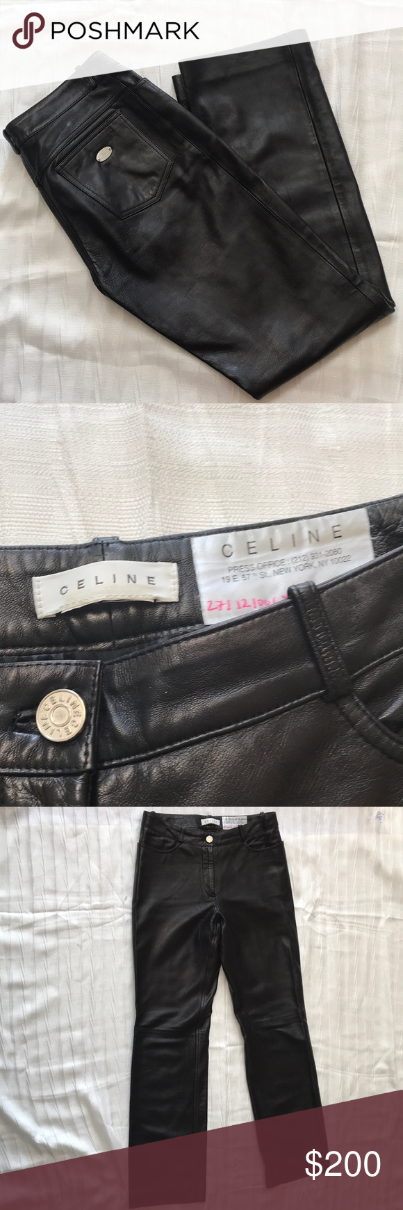 Celine Down Feather Pant