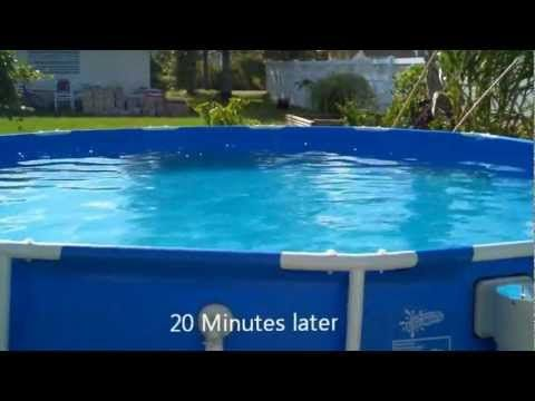 How To Install Intex Pump On A Summer Escapes Pool Youtube Intex Pool Pump Pool Coleman Pool