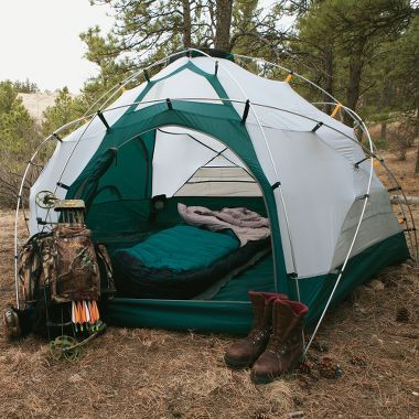 66c9bdfcf1 Cabela's Alaskan Guide Model® Geodesic Tent with Fiberglass Poles ...