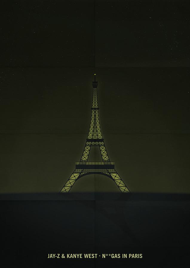 Jay Z & Kanye West - N**gas in Paris    for more, visit www.something-studio.com