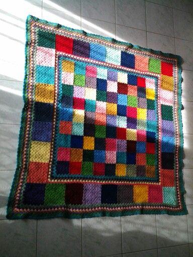 Granny squares! !!       :-)